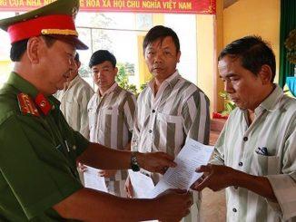 Hồ sơ đề nghị tha tù trước thời hạn
