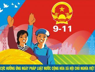ngày Pháp luật Việt Nam?
