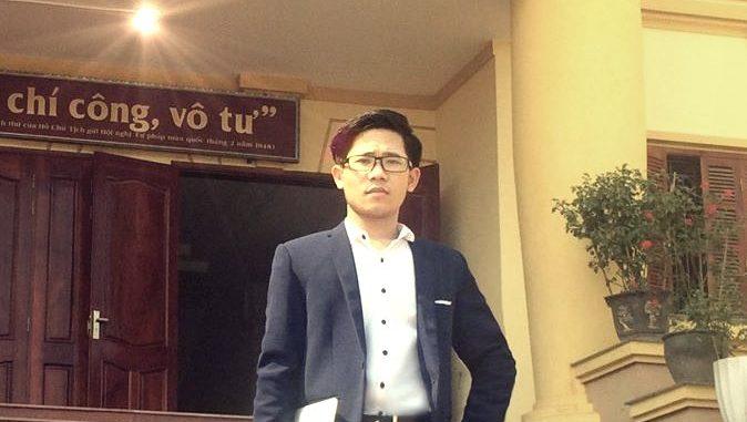 Luật sư Nguyễn Văn Thoáng