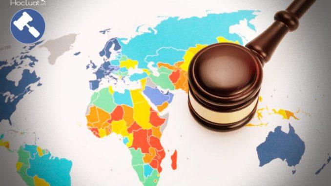 Luật hình sự quốc tế