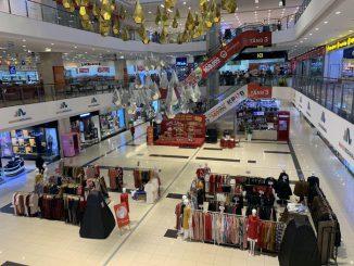 Trung tâm thương mại trong mùa Covid-19